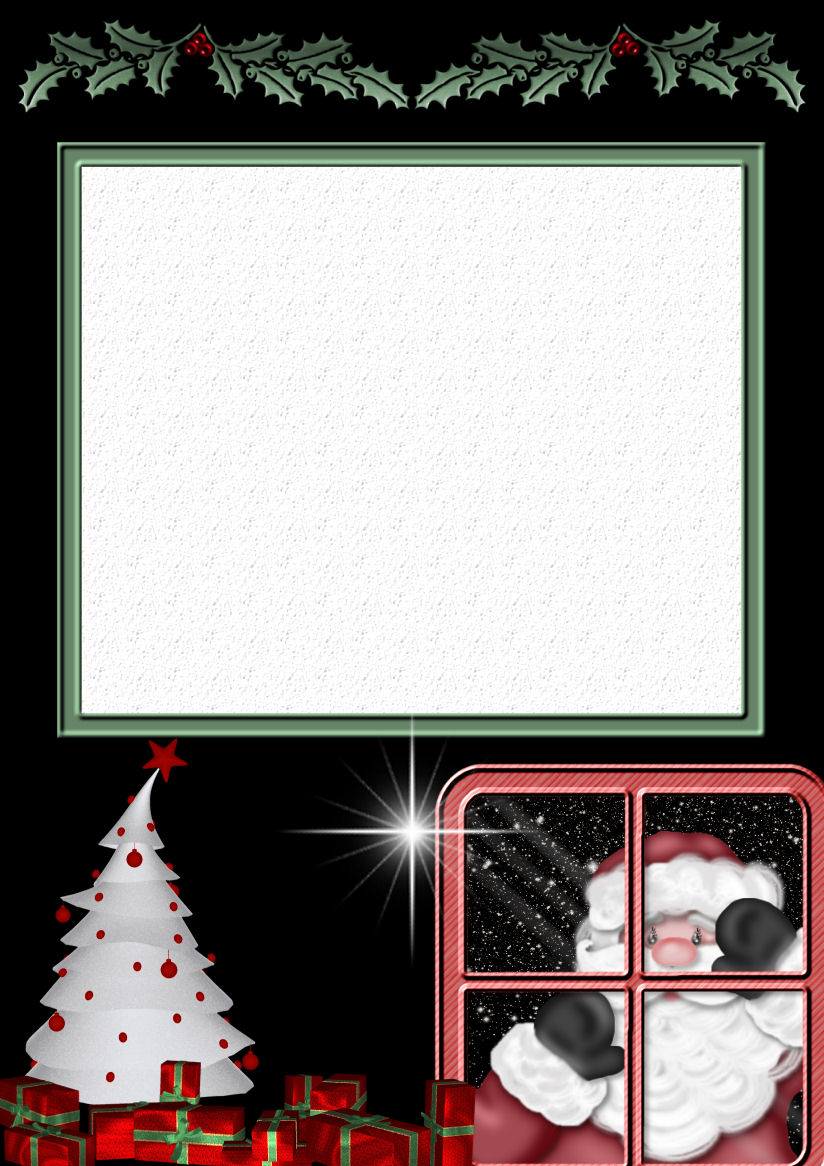 Holiday Stationery Templates Free Free-stationery.com template
