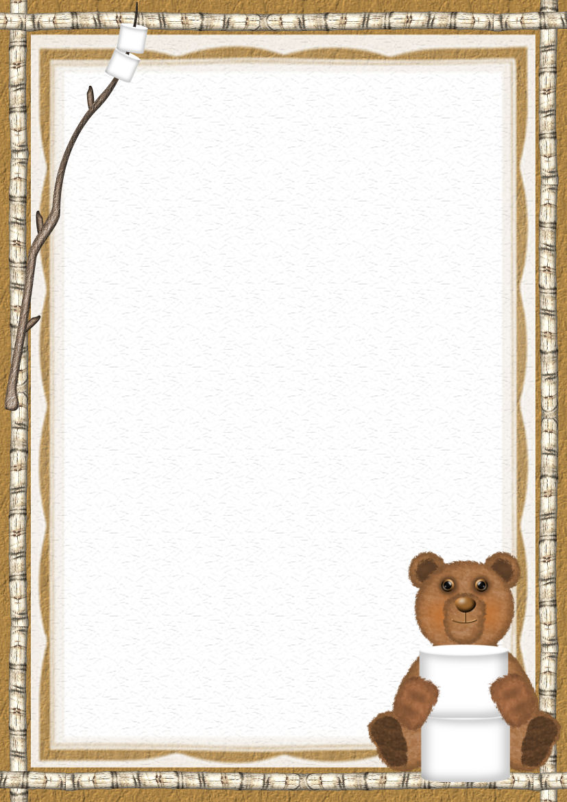 a4 summer 2 theme free stationery pg  1