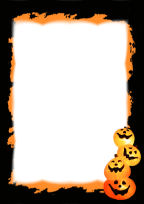FREE-Stationery.com Halloween Template Downloads