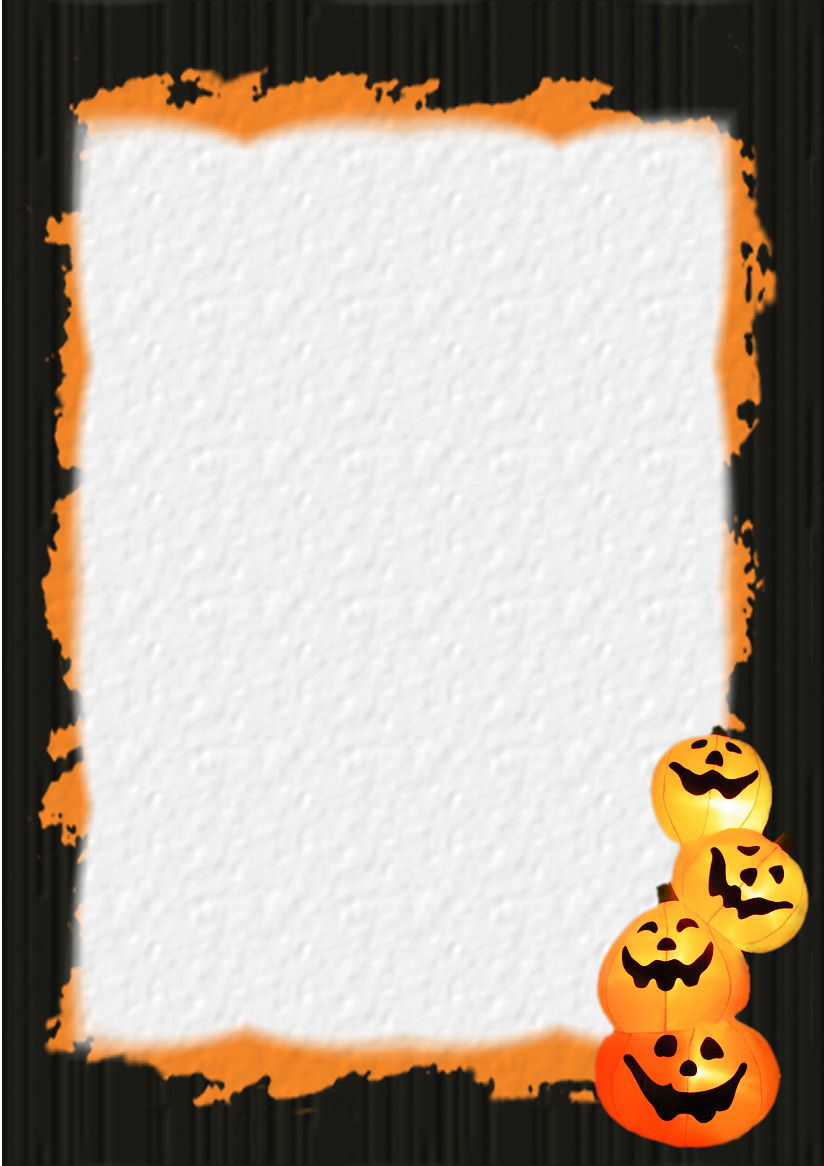 Free halloween template downloads for Free halloween templates
