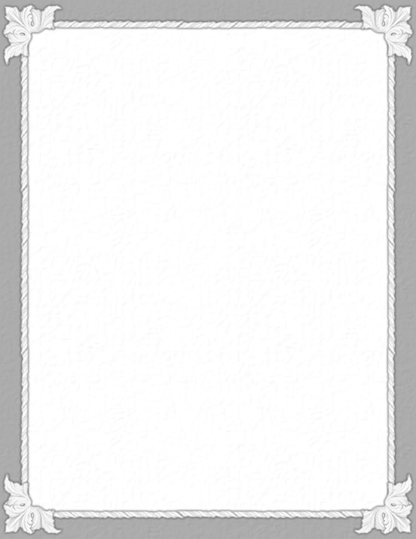 free stationery templates black and white