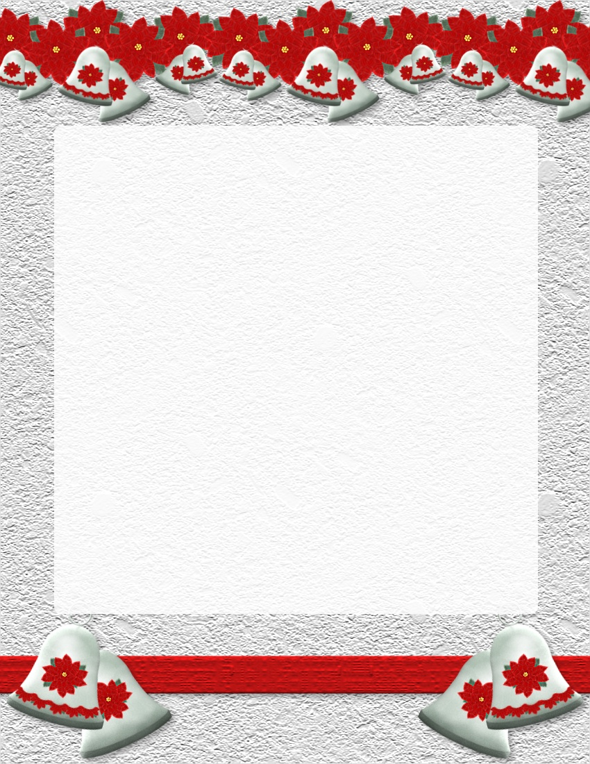 Christmas 2 FREEStationery Template Downloads – Christmas Menu Word Template