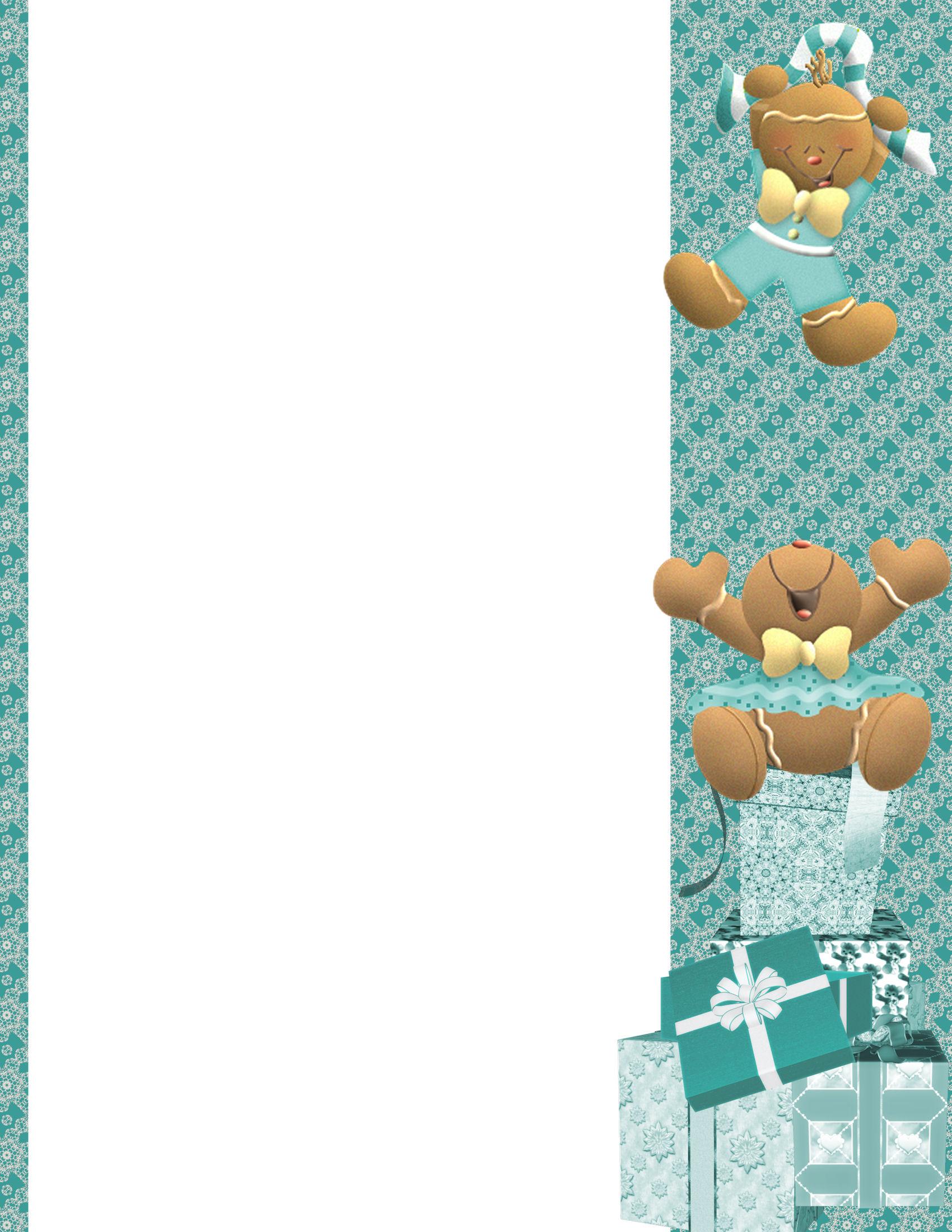 christmas 1 free stationery com template downloads
