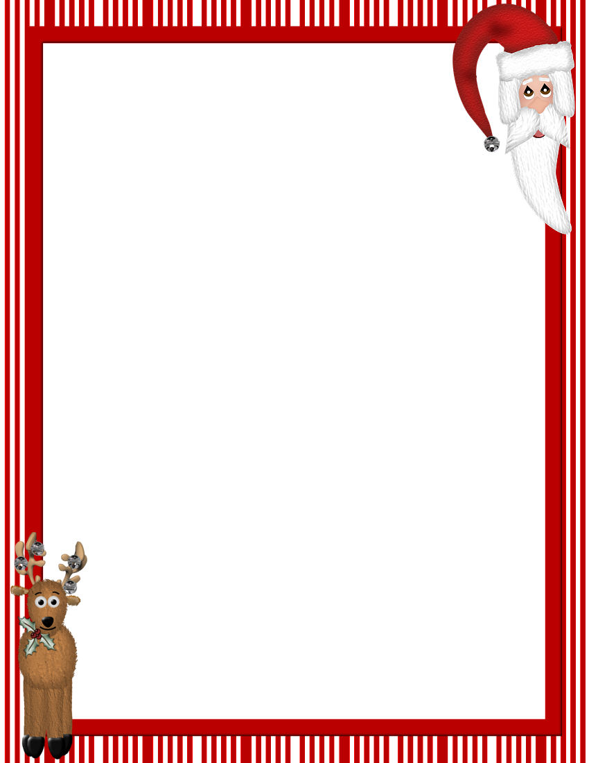 free christmas stationery borders koni polycode co