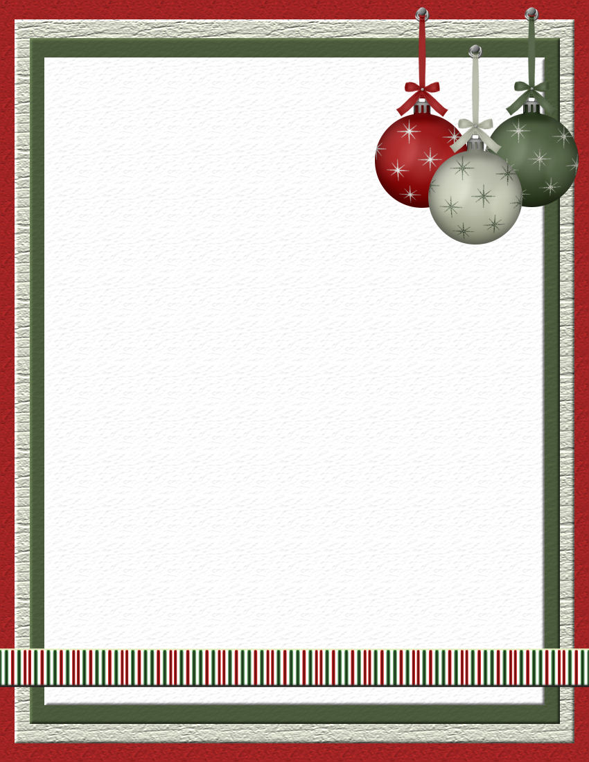 free christmas stationery template - onwe.bioinnovate.co
