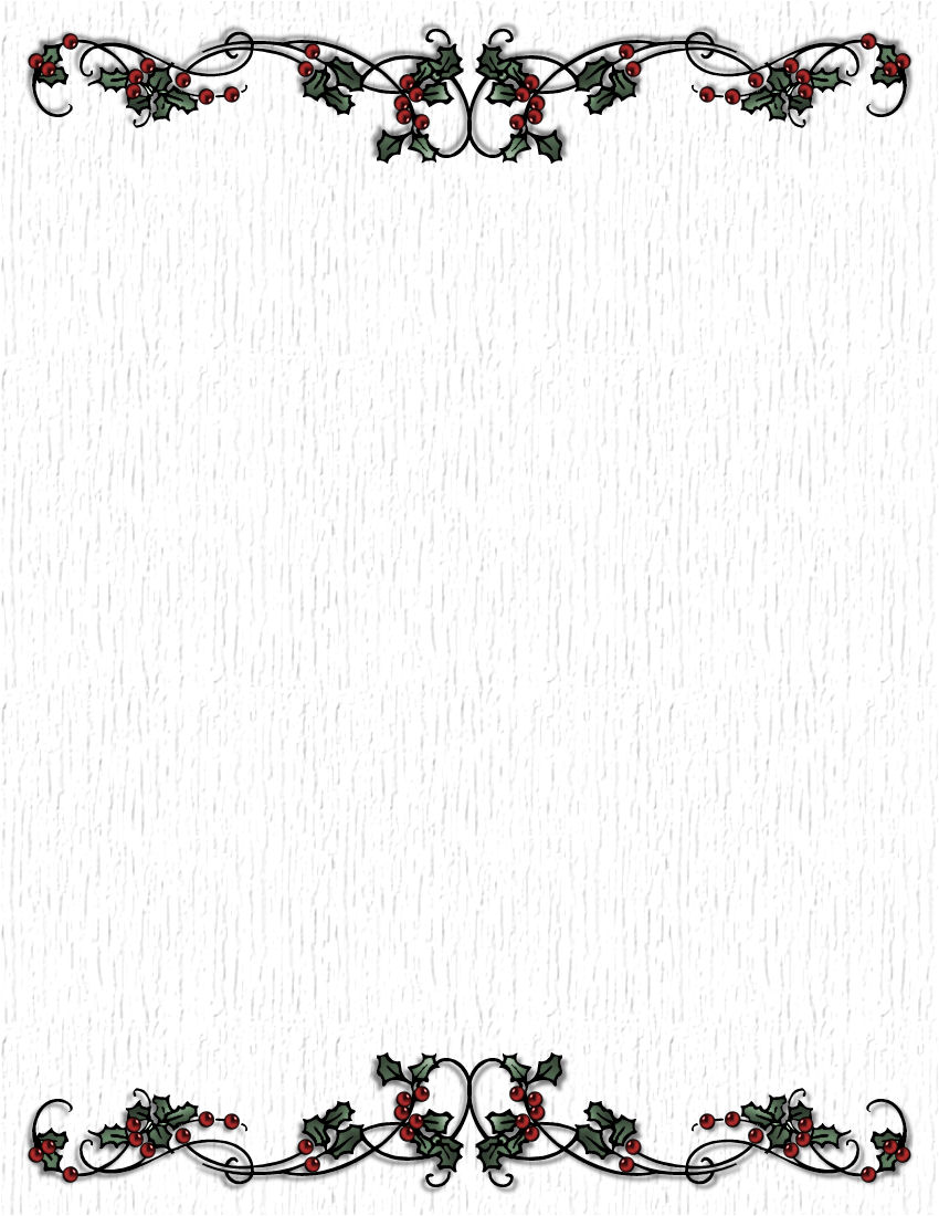 This is a graphic of Free Printable Elegant Stationery with border